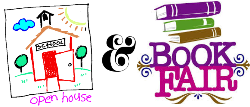 Open House & Book Fair